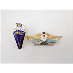 SOVIET/ RUSSIAN BADGES