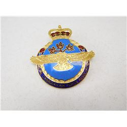 ROYAL CANADIAN AIR FORCE ASSOCIATION  CAP BADGE