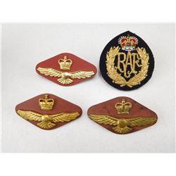 ROYAL AIR FORCE BADGES