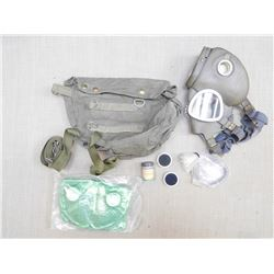 MP-4 GAS MASK WITH BAG