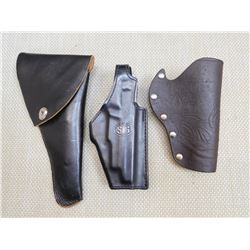 SIG P220/226-R, WESTERN DECORATIVE AND LARGER PISTOL HOLSTER