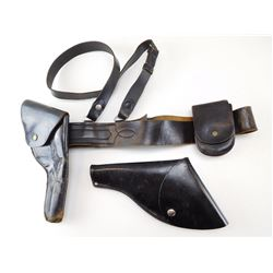 ASSORTED HOLSTERS