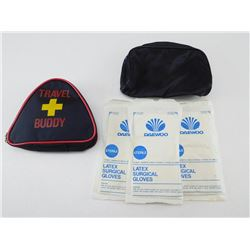 ASSORTED FIRST AID GEAR
