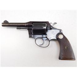 COLT , MODEL: POLICE POSITIVE SPECIAL  , CALIBER: 38 SPECIAL