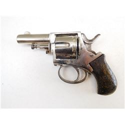 UNKNOWN BELGIAN  , MODEL: BULLDOG TYPE , CALIBER: 38 S&W