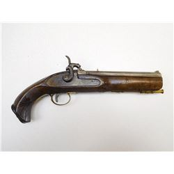 UNKNOWN  , MODEL: PERCUSSION PISTOL  , CALIBER: 45 CAL PERCUSSION