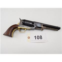 COLT , MODEL: 1848 DRAGOON 3RD MODEL 2ND GENERATION , CALIBER: 44 PERC
