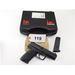 HECKLER & KOCH , MODEL: USP , CALIBER: 9MM