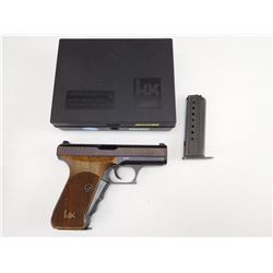 HECKLER & KOCH, MODEL: P7 PSP, CALIBER: 9X19MM
