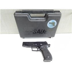 SIG SAUER  , MODEL: P226 , CALIBER: 9MM