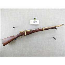 MANNLICHER , MODEL: 1892 , CALIBER: 8 X 50 R