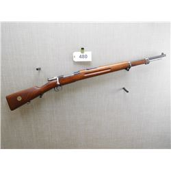 MAUSER , MODEL: SWEDISH M96/38 , CALIBER: 6.5 X 55MM SWEDISH