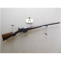 REMINGTON , MODEL: 8 C GRADE TAKEDOWN , CALIBER: 35 REM