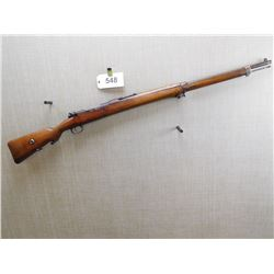 MAUSER , MODEL: TURKISH , CALIBER: 8MM MAUSER