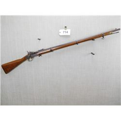 SNIDER ENFIELD , MODEL: II** DATED 1861 III BAND INFANTRY  , CALIBER: 577 SNIDER