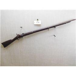 US SPRINGFIELD  , MODEL: 1861 US , CALIBER: 58 PERCUSSION