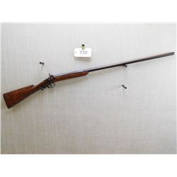 JOSH GOLCHUR , MODEL: FOWLING GUN , CALIBER: 12