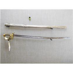 CANADIAN 1822/45 PATTERN INFANTRY SWORD