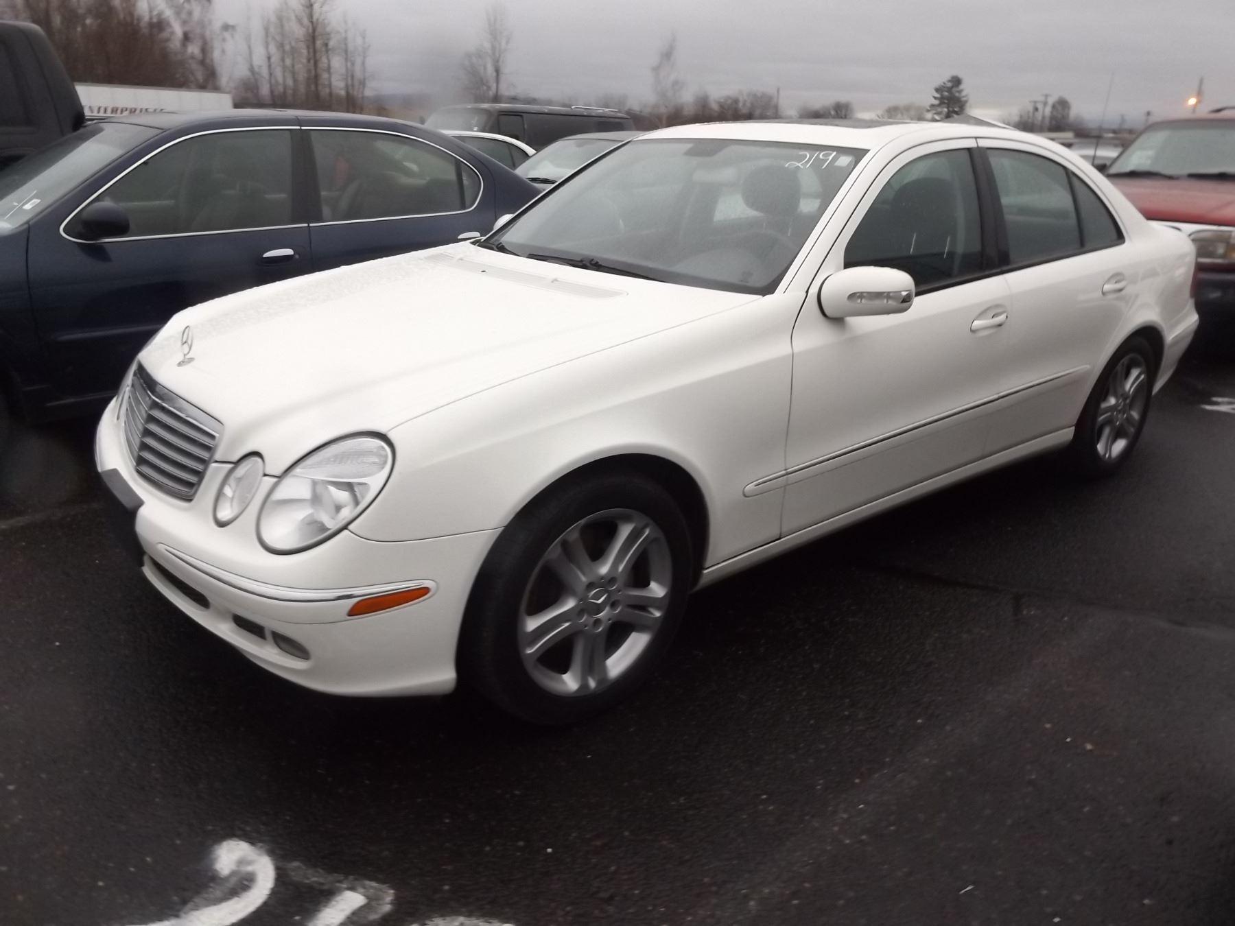 Mercedes benz 2006 e350