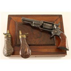 Colt 1855 Sidehammer .31 Cal SN: 822