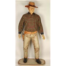 Life Size John Wayne
