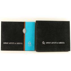 """Cowboy Artists of America 2009 Book"