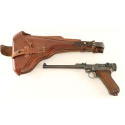 DWM 1914 Artillery Luger 9mm SN: 2688h