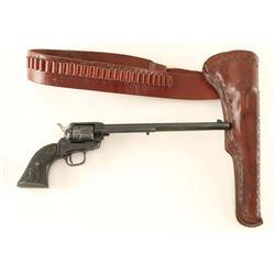 Colt Buntline Scout .22 LR SN: 159003F