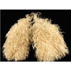 Western Angora Wooly Miniature Cowboy Chaps