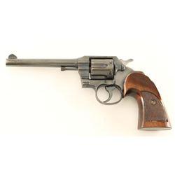 Colt Official Police .38 Spl SN: 592060