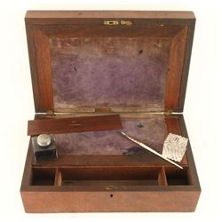 Antique Turn of the Century Desk Set