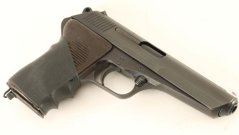 CZ VZ 52 7 62x25mm SN: JM12679