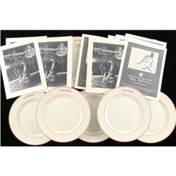 Set of 6 Plates from the R.C. Gorman Estate