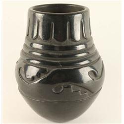 Vintage Santa Clara Blackware