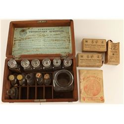 Antique Humphries Veterinarian Specifics