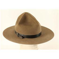 Vintage Stetson Park Ranger Hat
