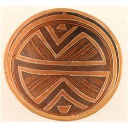 Bidahochi Polychrome Bowl