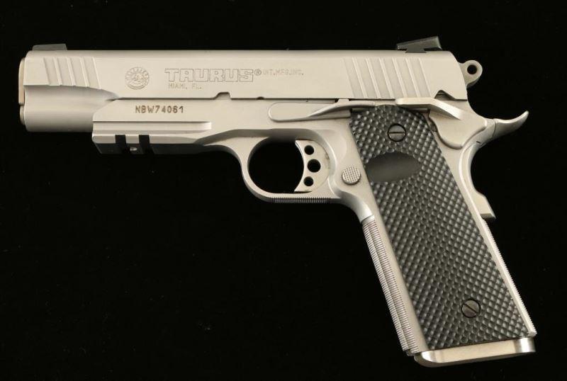 Taurus PT 1911 AR  45 ACP SN: NBW74061