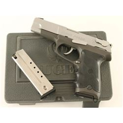 Ruger P89DC 9mm SN: 309-12160
