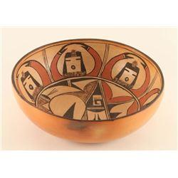 Hopi Figural Pot