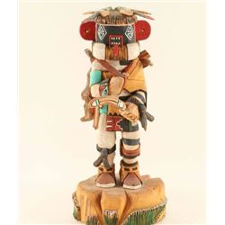 Left Hand Hunter Hopi Kachina