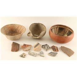 Prehistoric Pot Lot