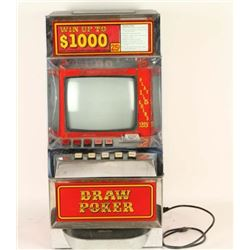 American Coin Machine Co. Poker Slot Machine