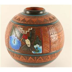 Vintage Native American Pot