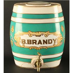 """Brandy"" Spirit Barrel"