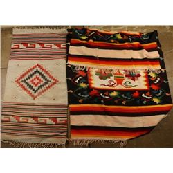 Collection 2 Mexican Rugs