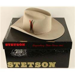 Stetson Silverbelly Western Hat