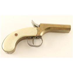 Snake Eyes BP Pistol .36 Cal SN: 0004614