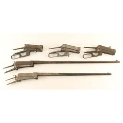 5 Winchester 1895 Receivers