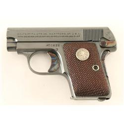Colt 1908 Vest Pocket .25 ACP SN: 400836